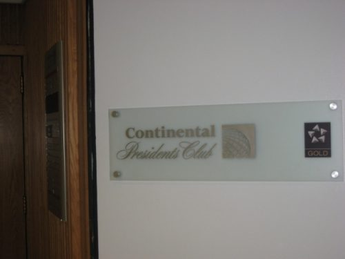Etched Continental